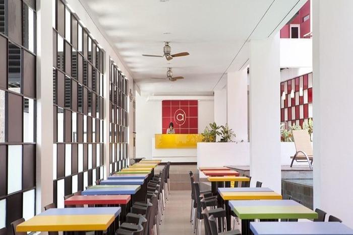 Amaris Hotel Legian - Ruang makan
