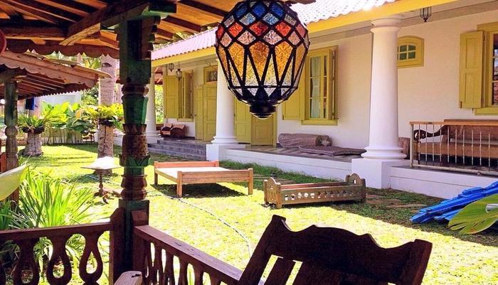 The Ermaja's Pavilion Boutique Hotel & Villas Pangandaran - Teras