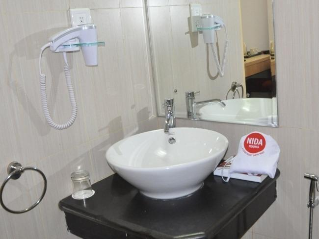 NIDA Rooms Bogor Jalan Padjadjaran Raya Bogor - Kamar mandi