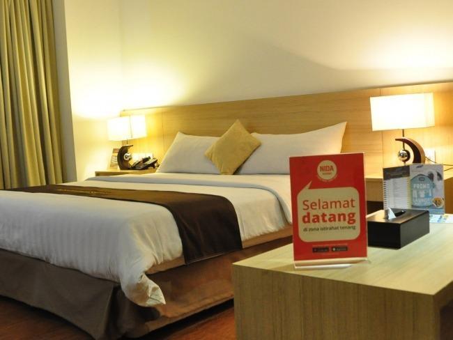 NIDA Rooms Bogor Jalan Padjadjaran Raya Bogor - Kamar tamu