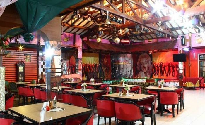 Cipayung Asri Hotel Bogor - Restoran