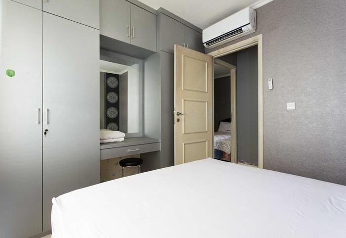 RedDoorz Apartment @MOI Gading Jakarta - Kamar tamu