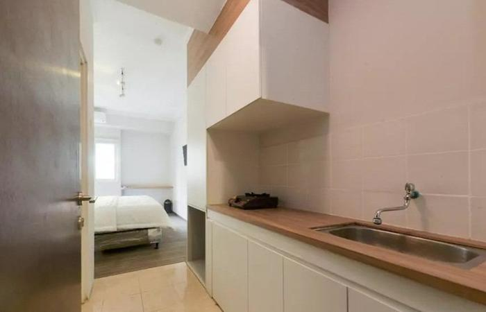 The Suites @ Metro E16-01 By Homtel Bandung - Interior