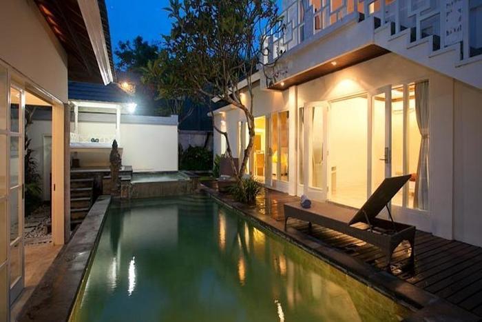Bugan Villas Bali - Kolam Renang