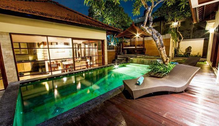 Bugan Villas Bali - private pool