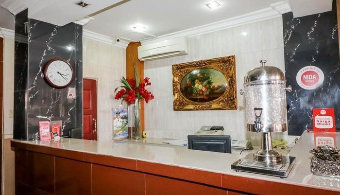 NIDA Rooms Sudirman 255 Pekanbaru Pekanbaru - Resepsionis
