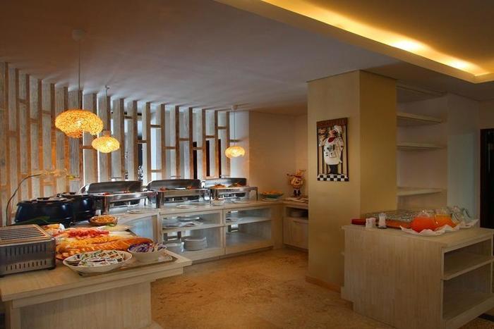 Destiny Boutique Hotel Bali - Ruang makan