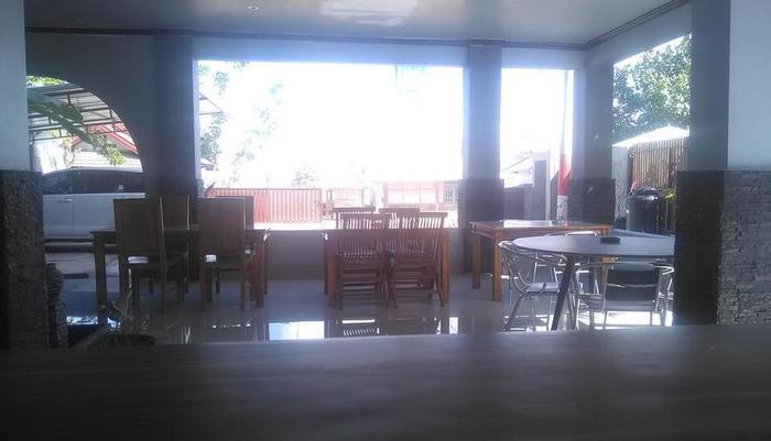 Ridho Malik Hotel Lombok - View