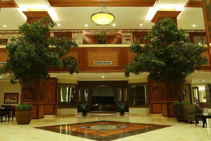 Hotel Pangeran Pekanbaru - Lobi Hotel