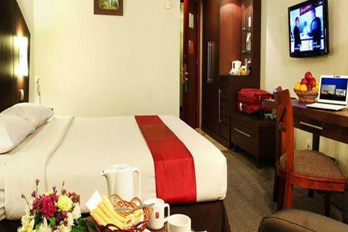 Hotel Pangeran Pekanbaru - Kamar Deluxe