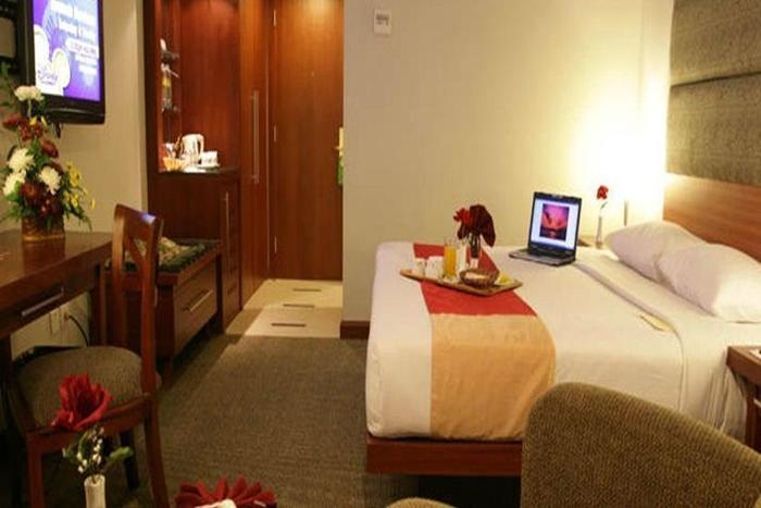 Hotel Pangeran Pekanbaru - Kamar Grand Deluxe