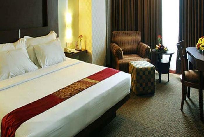 Hotel Pangeran Pekanbaru - Kamar Grand Eksekutif Suite