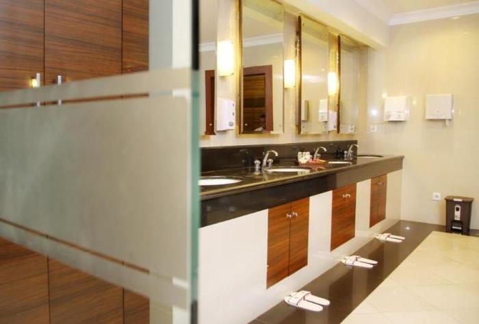 Hotel Pangeran Pekanbaru - interior