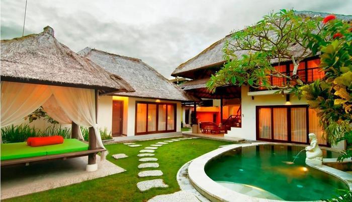 Athena Garden Villa Bali - One Bedroom Villa 2