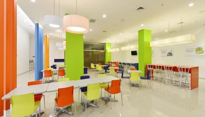 POP! Hotel Kelapa Gading - Restaurant