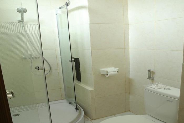 Sapta Petala Hotel Bali - Kamar mandi