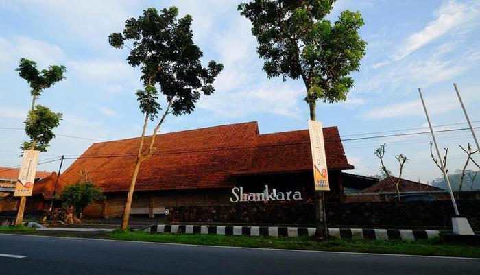 Shankara Borobudur Magelang - bangunan