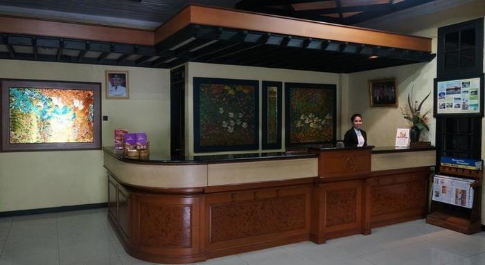 Hotel Crown Tasikmalaya - Resepsionis