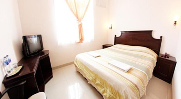 Hotel Toddopuli Mas Makassar - Kamar tamu