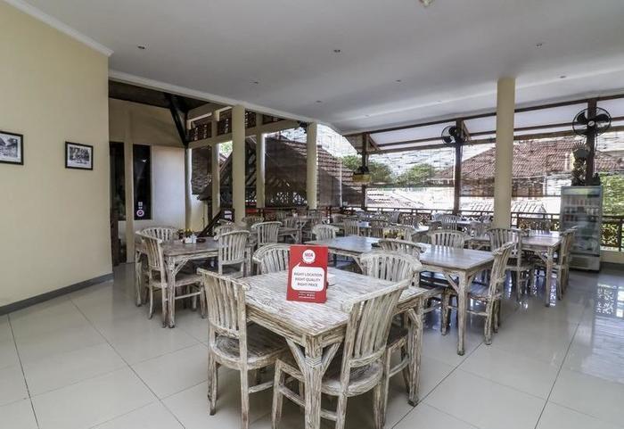 NIDA Rooms Bali Bakungsari Kemboja Bali - Restoran