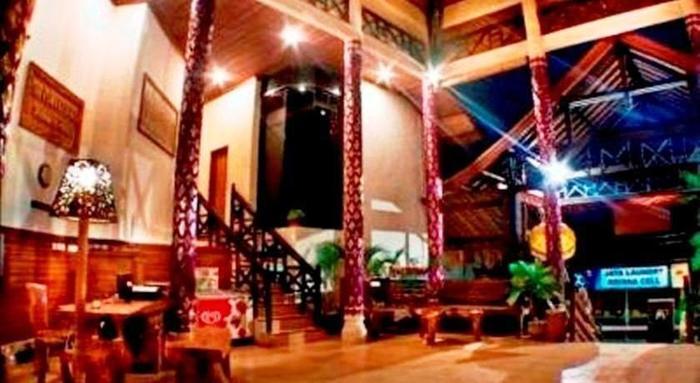 NIDA Rooms Bali Bakungsari Kemboja Bali - Cafe