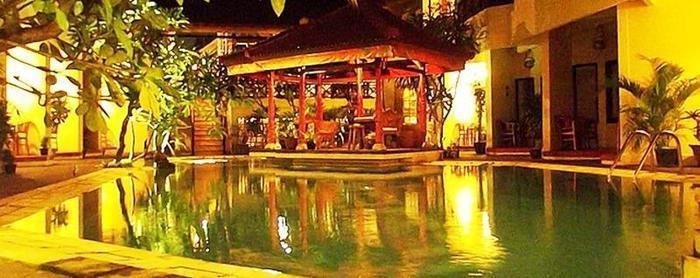 NIDA Rooms Bali Bakungsari Kemboja Bali - Kolam Renang
