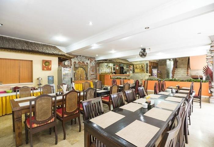 RedDoorz @Sanur Bali - Restoran
