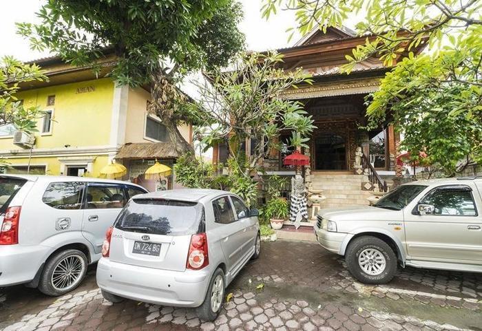 RedDoorz @Sanur Bali - Eksterior