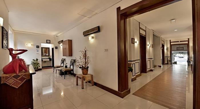 Hotel Riau Bandung - Lorong