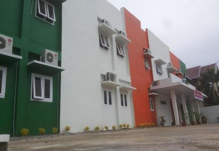 Hotel Thayyiba Banda Aceh - Eksterior