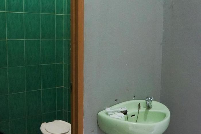 eSBe Hotel Belitung - Kamar mandi