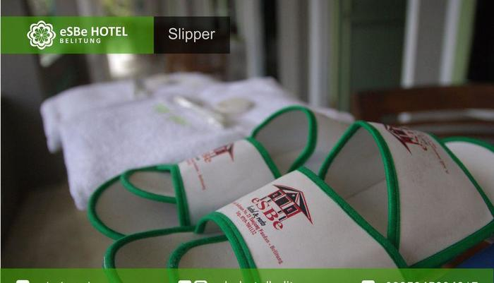 eSBe Hotel Belitung - Amenities
