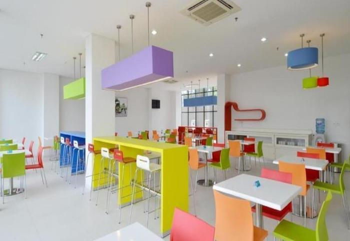 POP Hotel Cengkareng - Resto