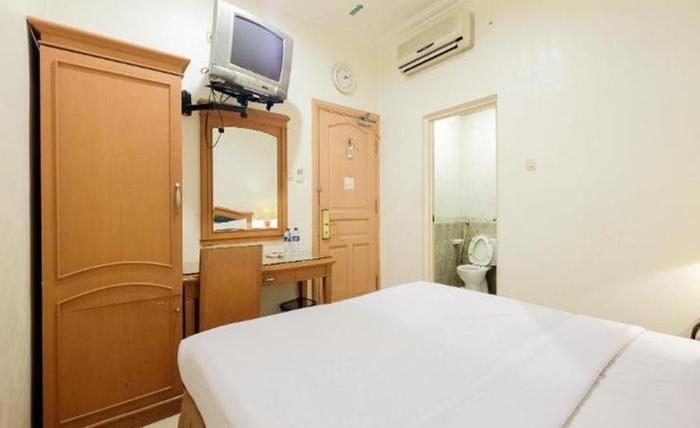 Hotel Panakkukang Makassar - Kamar tamu