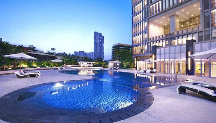 The Grove Suites Jakarta - Kolam Renang