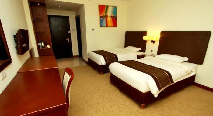 GGI Hotel Batam - Kamar