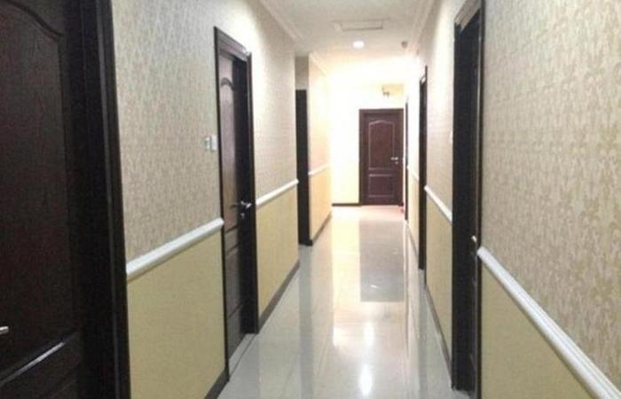 Sentosa Homestay Surabaya - Koridor