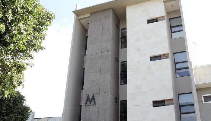 M Pavilion Serpong - Tampak Depan