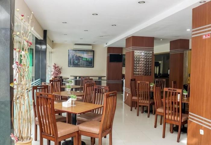 NIDA Rooms Pasir Kaliki BTU Bandung - Ruang tamu
