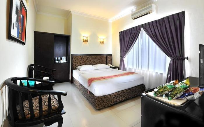 Gaja Hotel Pekanbaru - Deluxe (03/Feb/2014)