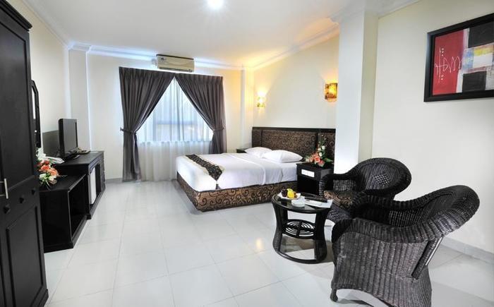 Gaja Hotel Pekanbaru - Executive (03/Feb/2014)