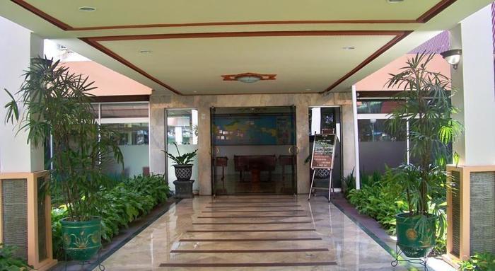 Hotel Sahid Kawanua Manado - Coridor