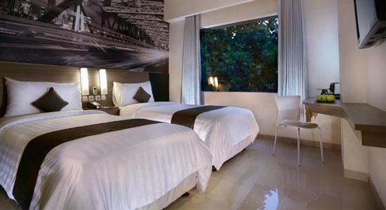 Neo Hotel Candi Semarang - Kamar Tamu