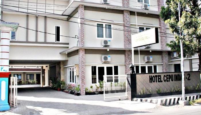 Hotel Cepu Indah 2 Cepu - Eksterior