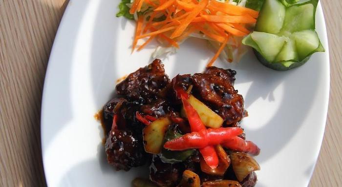 Tjokro Hotel Klaten - Makanan