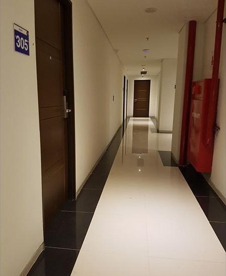 Kyriad M Hotel Sorong Papua Barat - Corridor