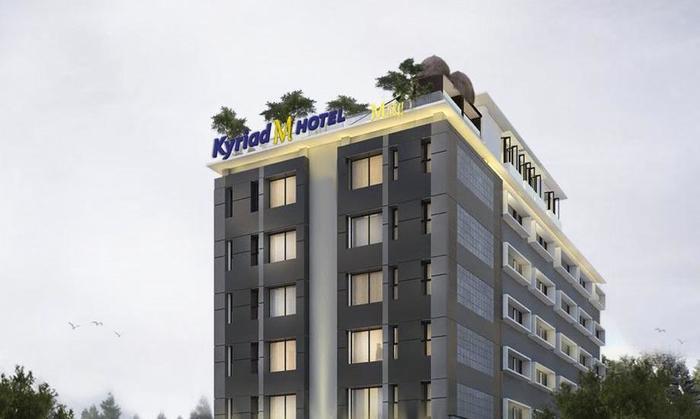 Kyriad M Hotel Sorong Papua Barat - Face 2