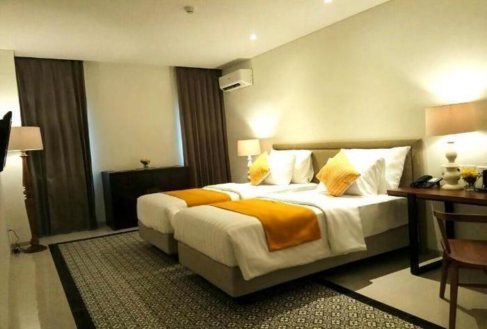 Kyriad M Hotel Sorong Papua Barat - Grand Deluxe Twin