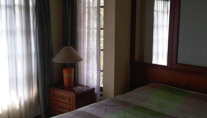 Villa Damos Bandung - Kamar