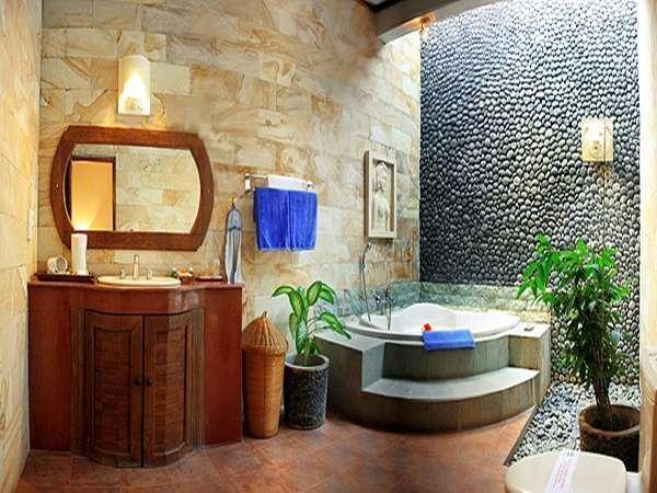 The Taman Ayu Hotel Seminyak -  Villa dua kamar w / kamar mandi kolam renang pribadi